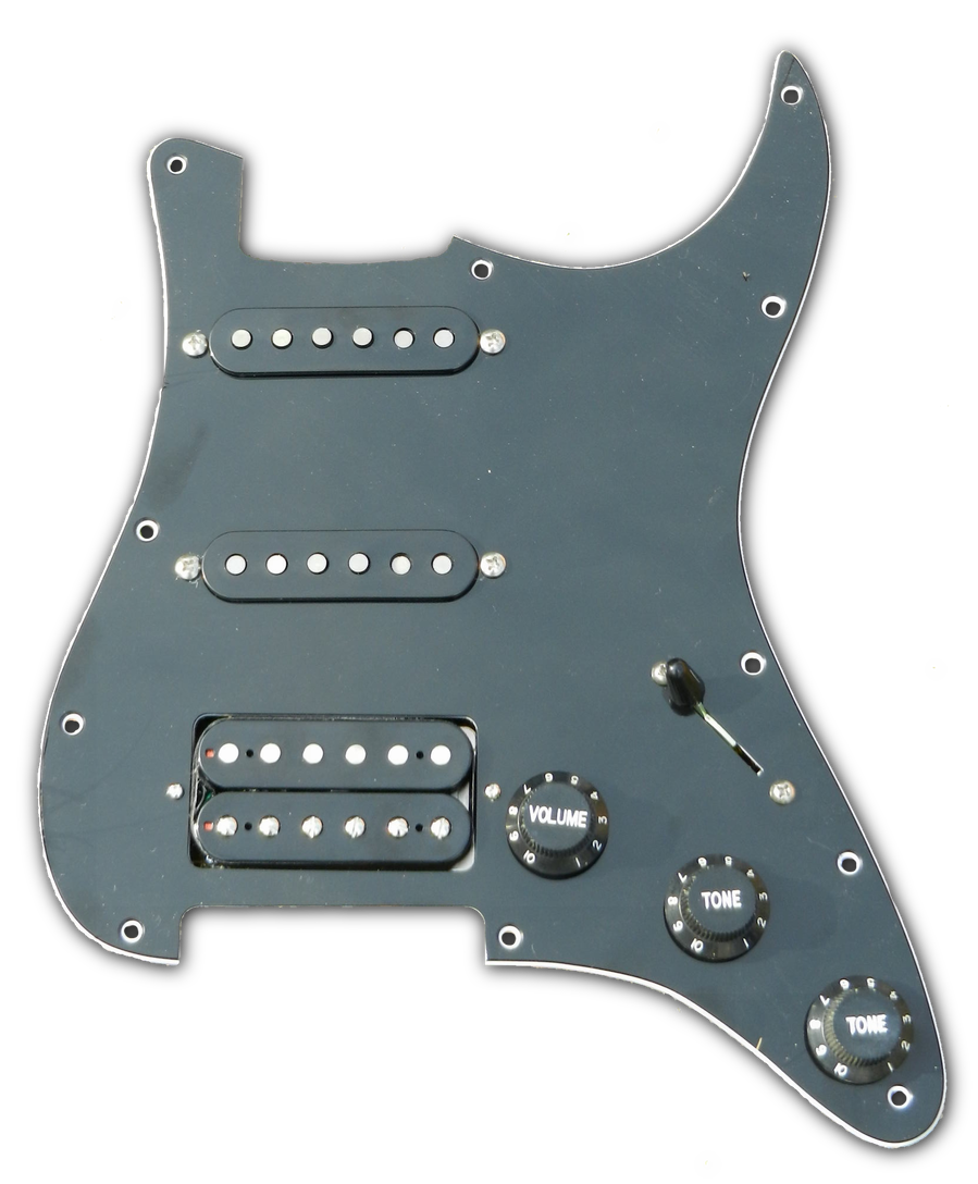 Loaded Pickguard