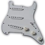 White_Strat_Loaded_Pickguard