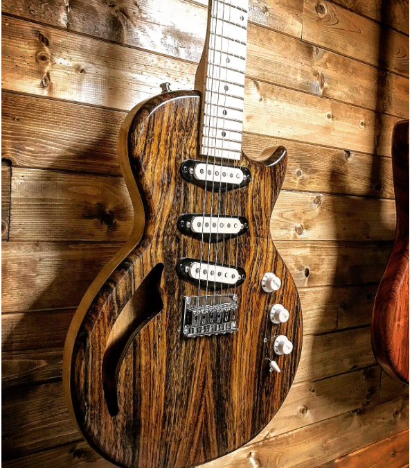 Builder Featured Project: Ironside Guitars