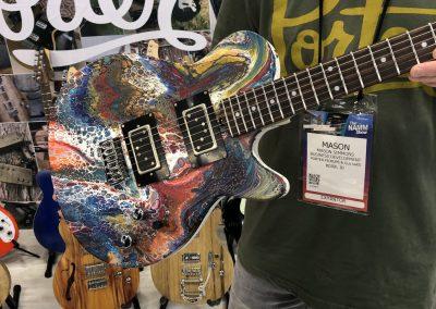 Paint Guitar