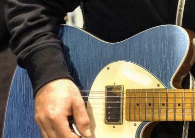 Balaguer Guitar with WRH Pickups