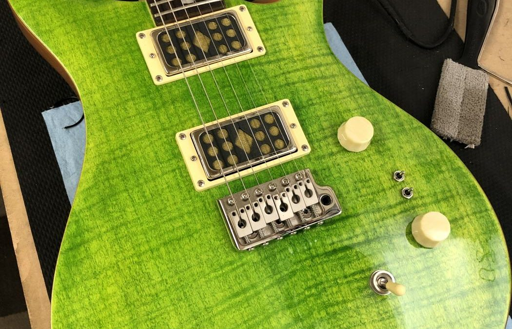 Our Favorite Guitars to Mod